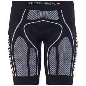 X-Bionic The Trick Hardloop Shorts Dames wit/zwart